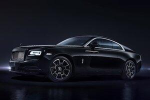 Rolls Royce Black 2017 Wallpaper