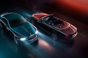 Rolls Royce Black Badge Dawn And Wraith