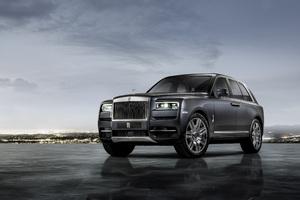 Rolls Royce Cullinan 4k