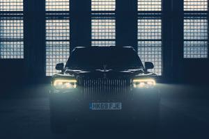 Rolls Royce Cullinan 5k Wallpaper