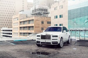 Rolls Royce Cullinan 8k 2020 Wallpaper