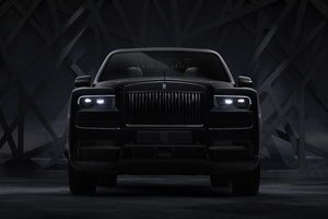 Rolls Royce Cullinan Black Badge 2019 10k Wallpaper