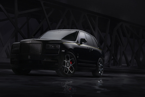 Rolls Royce Cullinan Black Badge 2019 Wallpaper