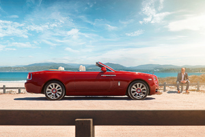 Rolls Royce Dawn South Africa Wallpaper