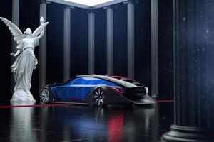 Rolls Royce Exterion Concept 4k Wallpaper
