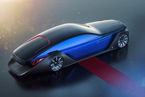Rolls Royce Exterion Concept Top View Wallpaper