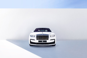 Rolls Royce Ghost 2020 Wallpaper