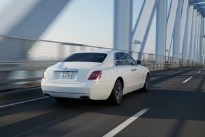 Rolls Royce Ghost 2021 5k Wallpaper
