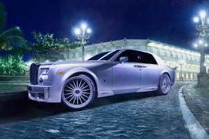 Rolls Royce Ghost 8k