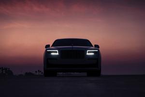 Rolls Royce Ghost Wallpaper