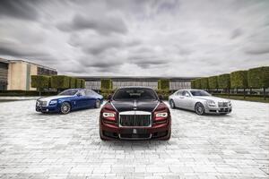Rolls Royce Ghost Zenith Collection 2019 8k Wallpaper