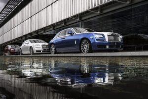 Rolls Royce Ghost Zenith Collection 2019