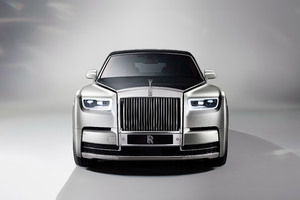 Rolls Royce Phantom 2017