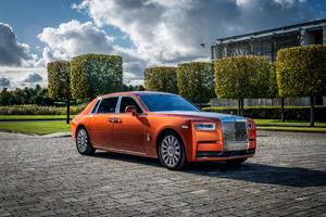 Rolls Royce Phantom EWB 4k