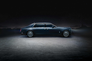 Rolls Royce Phantom EWB Tempus Collection 2021 10k Wallpaper