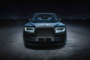 Rolls Royce Phantom EWB Tempus Collection 2021 Wallpaper