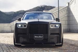 Rolls Royce Phantom Sports Line Black Bison Edition 2019 Wallpaper