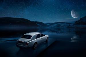 Rolls Royce Phantom Tranquillity 2019 Wallpaper