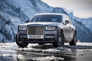 Rolls Royce Phantom Uk 2017