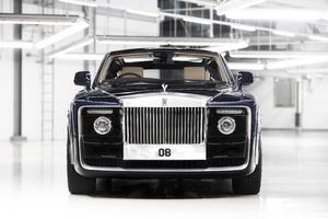 Rolls Royce Sweptail 4k