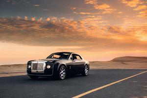 Rolls Royce Sweptail Car