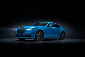 Rolls Royce Wraith Black Badge 2019 Wallpaper