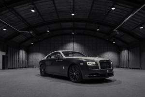 Rolls Royce Wraith Eagle VIII 2019 4k Wallpaper