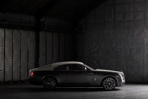 Rolls Royce Wraith Eagle VIII 2019 Wallpaper