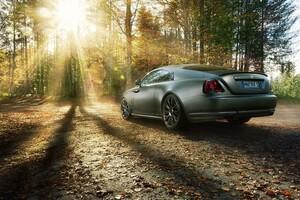 Rolls Royce Wraith HD