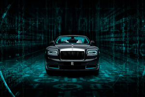 Rolls Royce Wraith Kryptos Collection 2020 Wallpaper