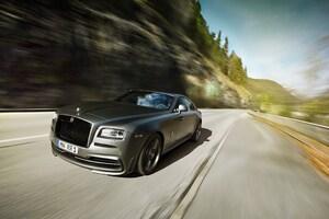Rolls Royce Wraith Spofec