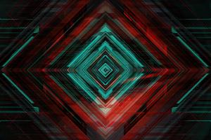 Romis Tech Abstract 4k Wallpaper