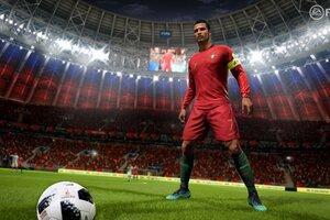 Ronaldo Fifa 18 8k Wallpaper