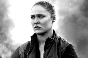 Ronda Rousey In Mile 22 Movie