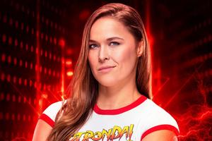Ronda Rousey WWE 2K19