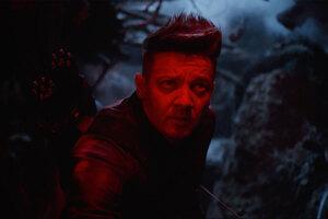 Ronin Hawkeye Avengers End Game 2019
