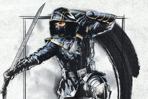 Ronin Hawkeye Avengers EndGame 2019 4k
