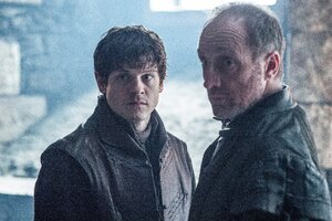 Roose Bolton and Ramsey Bolton Wallpaper