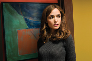 Rose Byrne 2018 5k Wallpaper