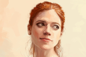 Rose Leslie Game Of Thrones Digital Art