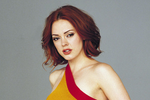 Rose Mcgowan Actress Wallpaper