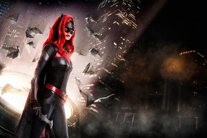 Ruby Rose As Batwoman 2019 4k Wallpaper