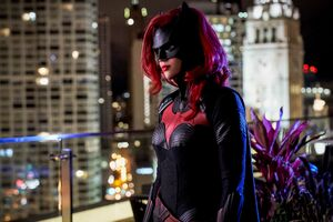 Ruby Rose As Batwoman 4k