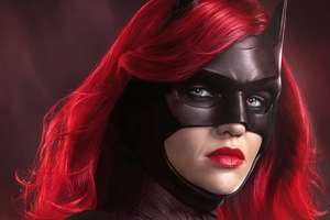 Ruby Rose Batwoman 2019 4k
