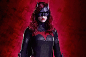 Ruby Rose Batwoman 2019 Tv Show Wallpaper