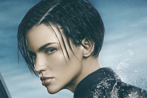 Ruby Rose In The Meg Movie