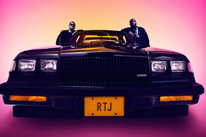 Run The Jewels Wallpaper