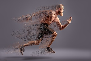 Running Man Wallpaper
