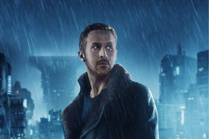 Ryan Gosling As Officer K In Blade Runner 2049 4k Wallpaper
