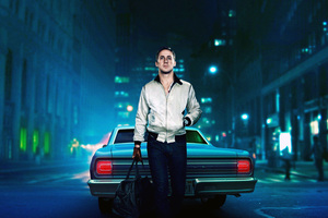 Ryan Gosling Drive Movie Wallpaper